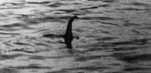 O QUE ERA A IMAGEM DO MONSTRO DO LAGO NESS?
